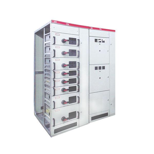 C型材新型GCK低壓抽出式開關柜體